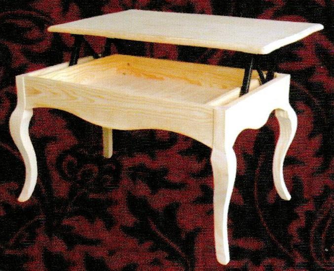 2198 mesa de centro elevable vedra 2198 mesas de - Muebles montemayor ...