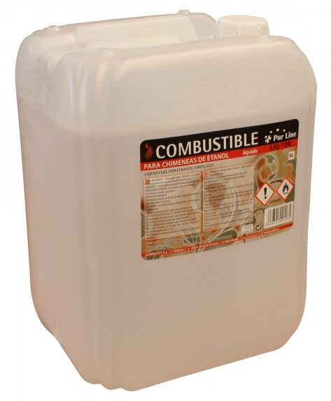 Combustible natural liquido 1 garrafa 10l liq 10n purline liq 10n biocombustible chimeneas de - Chimeneas de biocombustible ...