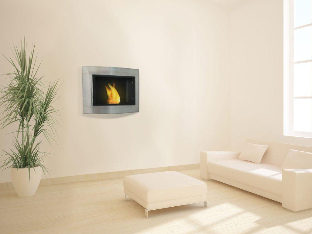 Murales chimeneas de bioetanol purline calefaccion - Chimeneas de biocombustible ...